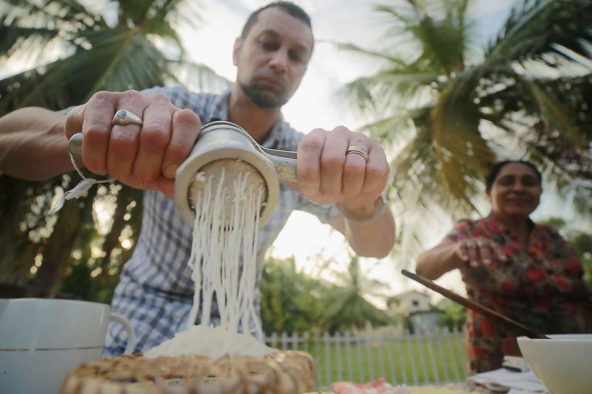 Villa Svara kosgoda food Learn How to Cook